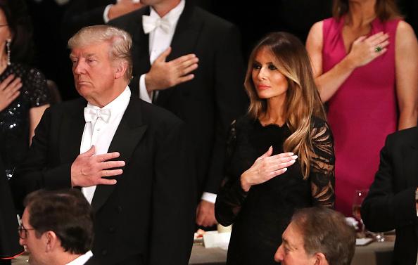 Enjoyment「Donald Trump And Hillary Clinton Attend Alfred E. Smith Memorial Foundation Dinner」:写真・画像(9)[壁紙.com]