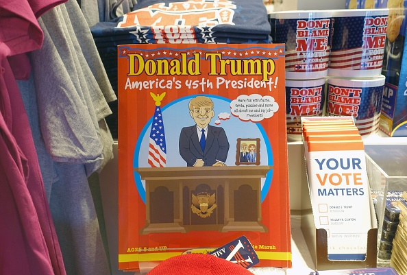 Politics「Trump Merchandise On Sale」:写真・画像(12)[壁紙.com]