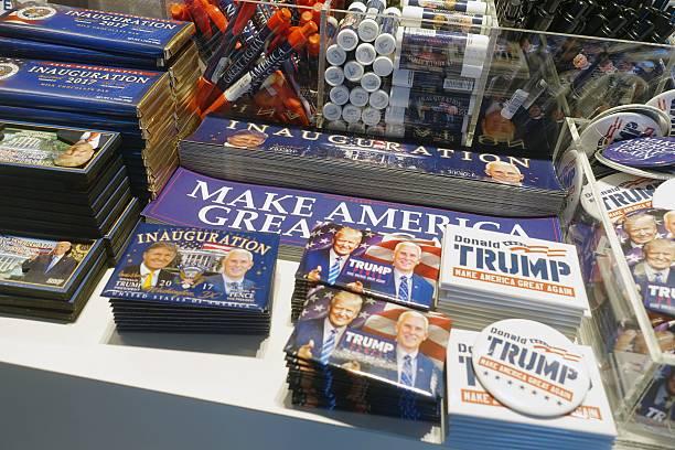 Trump Merchandise On Sale:ニュース(壁紙.com)