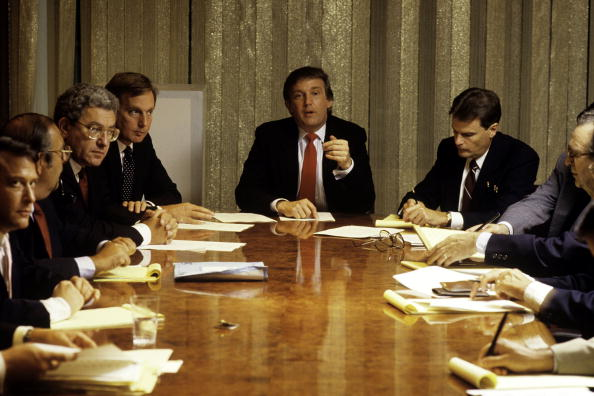 Meeting「NY: Donald Trump」:写真・画像(14)[壁紙.com]