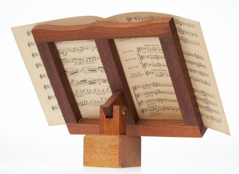 Musical Conductor「Music desk」:スマホ壁紙(5)