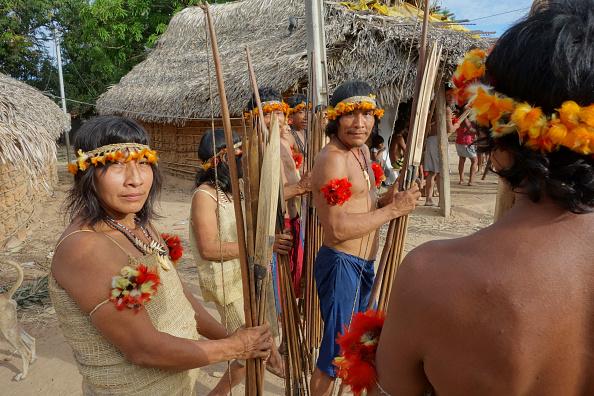 Females「Awa People In Their Village」:写真・画像(0)[壁紙.com]