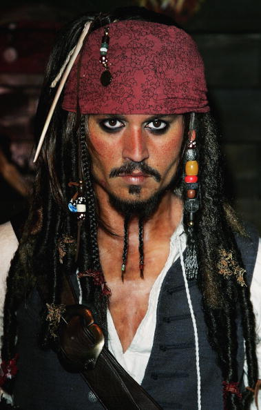 Wax Figure「Pirates of The Caribbean interactive attraction Launched At Madame Tussauds」:写真・画像(7)[壁紙.com]