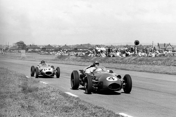 British Formula One Grand Prix「Carroll Shelby, Grand Prix Of Great Britain」:写真・画像(9)[壁紙.com]