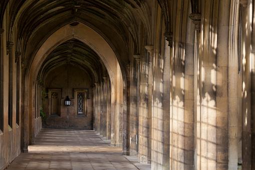 Gothic Style「Kings College, Cambridge」:スマホ壁紙(19)