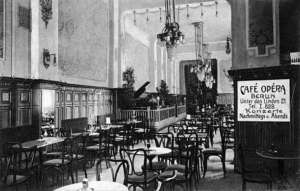 Café Opéra, Berlin:ニュース(壁紙.com)