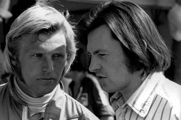 F1レース「Tony Southgate, Reine Wisell, Grand Prix Of Sweden」:写真・画像(9)[壁紙.com]