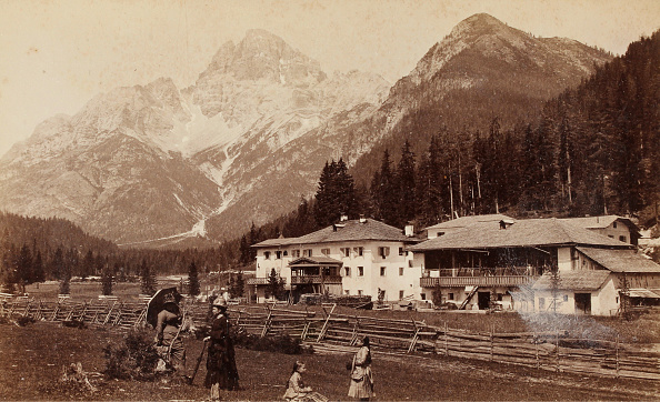 Alto Adige - Italy「Schluderbach In South Tyrol」:写真・画像(4)[壁紙.com]