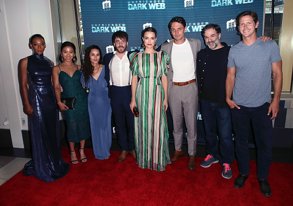 "Dark Web「Premiere Of Blumhouse Productions And Universal Pictures' ""Unfriended: Dark Web"" - Arrivals」:写真・画像(16)[壁紙.com]"