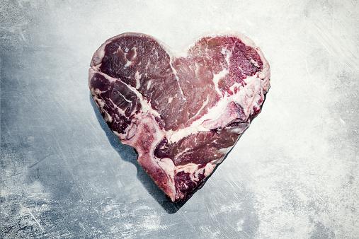 バレンタイン「心臓ヴァレンティーヌ肉」:スマホ壁紙(18)