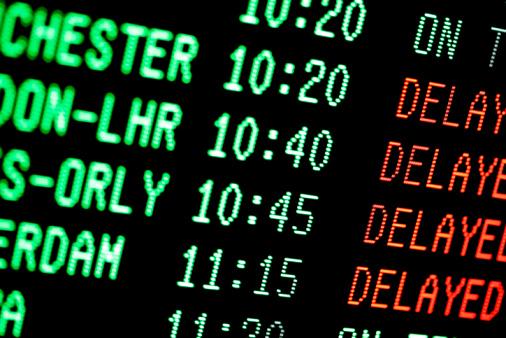 Delayed Sign「flight delays - departures arrivals screen」:スマホ壁紙(5)