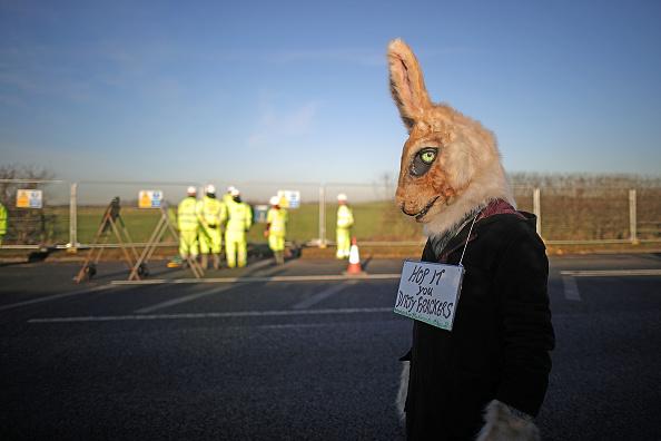 Shale「Construction Begins At Lancashire Fracking Site」:写真・画像(8)[壁紙.com]