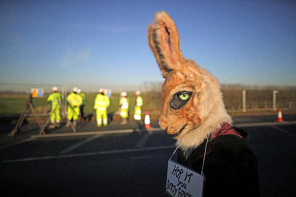 Shale「Construction Begins At Lancashire Fracking Site」:写真・画像(11)[壁紙.com]