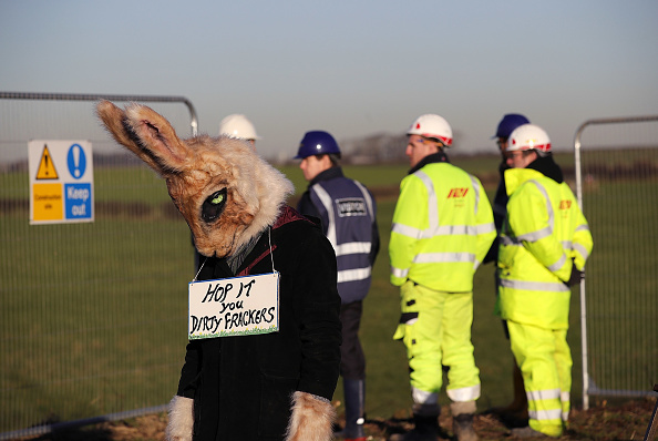 Shale「Construction Begins At Lancashire Fracking Site」:写真・画像(10)[壁紙.com]