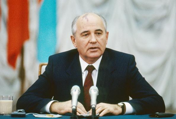 Secretary-General「Mikhail Gorbachev」:写真・画像(2)[壁紙.com]