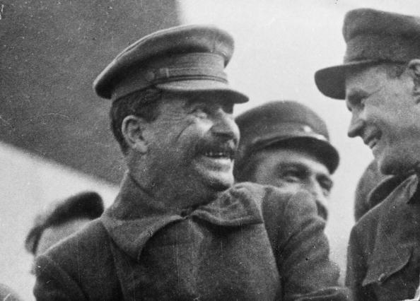 Smiling「Uncle Joe Stalin」:写真・画像(9)[壁紙.com]