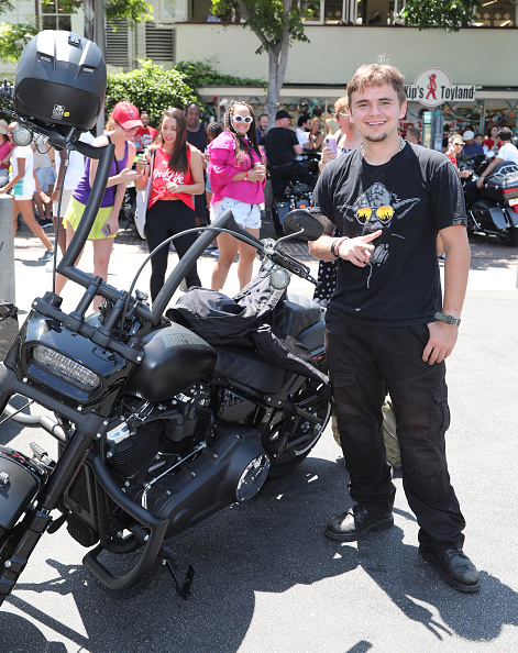 Jerritt Clark「Kiehl's 9th Annual LifeRide for amfAR」:写真・画像(4)[壁紙.com]