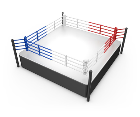 Fighter「boxing ring」:スマホ壁紙(10)
