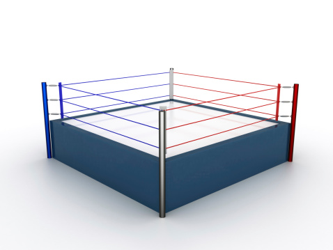 Boxing - Sport「Boxing ring」:スマホ壁紙(8)