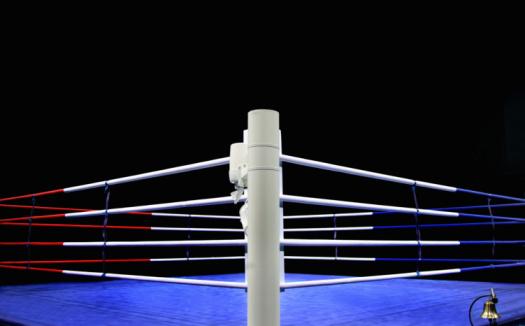Fighter「Boxing ring」:スマホ壁紙(7)