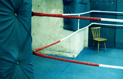 Boxing - Sport「Boxing ring, close-up」:スマホ壁紙(5)