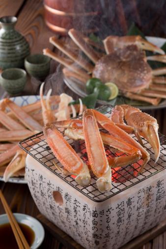 Sake「Grilled Snow Crab」:スマホ壁紙(17)