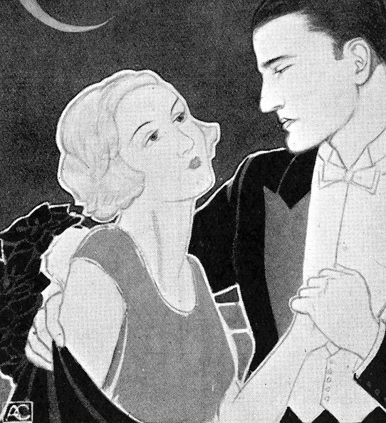 20th Century Style「Twenties couple dancing -」:写真・画像(16)[壁紙.com]