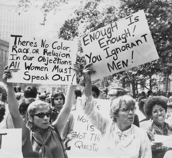 Women「Women's Liberation Demonstration」:写真・画像(13)[壁紙.com]
