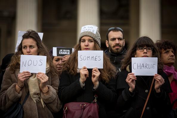 2015 Republican Marches「Mass Unity Rallies Held Around The World Following Recent Terrorist Attacks」:写真・画像(11)[壁紙.com]