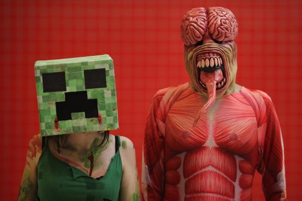 Comic con「Enthusiasts Enjoy Comic Con As It Opens In London」:写真・画像(15)[壁紙.com]