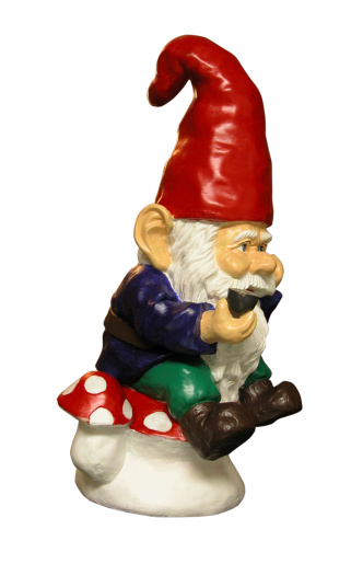 Garden Gnome「Gnome w/ path」:スマホ壁紙(19)
