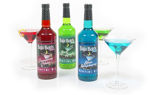 Raspberry「Baja Bob's Introduces the World's First Line of Low-Carb Martini Mixes」:写真・画像(3)[壁紙.com]