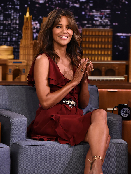 """Halle Berry「Halle Berry Visits """"The Tonight Show Starring Jimmy Fallon""""」:写真・画像(15)[壁紙.com]"""