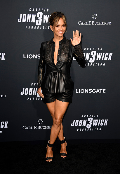 """Halle Berry「Special Screening Of Lionsgate's """"John Wick: Chapter 3 - Parabellum"""" - Arrivals」:写真・画像(16)[壁紙.com]"""