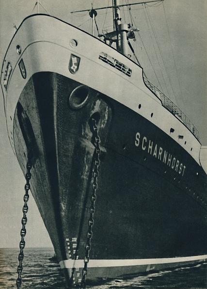 Passenger Craft「Modern Liners For Far Eastern Services Of The German Lloyd Line Built In 1935」:写真・画像(19)[壁紙.com]