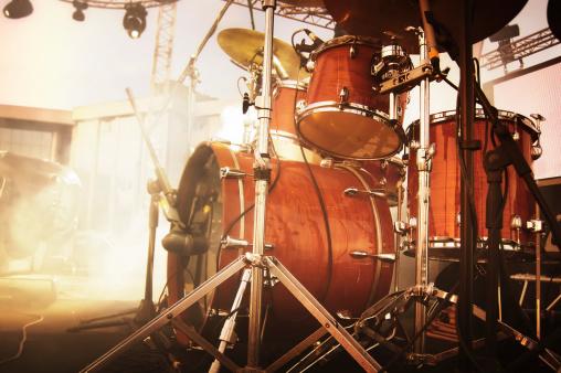 Rock Music「Drumset」:スマホ壁紙(13)