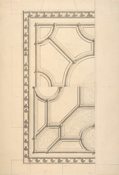 Ceiling「Two Designs For A Ceiling」:写真・画像(3)[壁紙.com]
