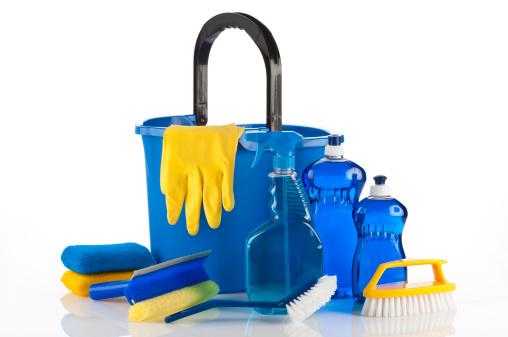 Bucket「Cleaning Supplies」:スマホ壁紙(9)