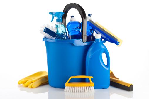 Bucket「Cleaning Supplies」:スマホ壁紙(11)
