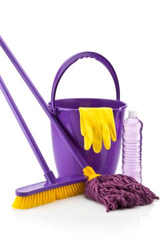 Bucket「Cleaning Supplies」:スマホ壁紙(6)