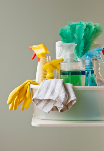 Protective Glove「Cleaning supplies」:スマホ壁紙(19)
