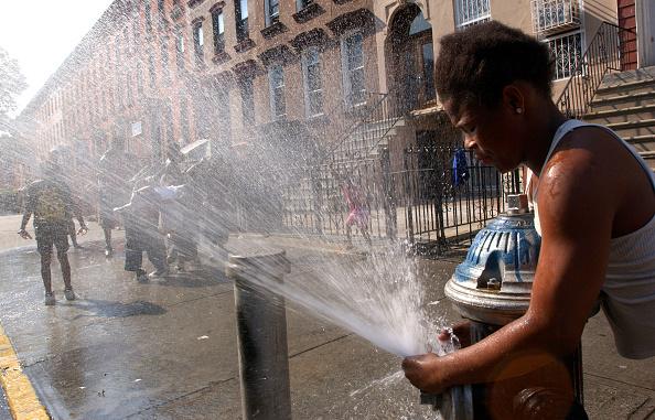 Cool Attitude「Heat Wave Hits New York City」:写真・画像(4)[壁紙.com]