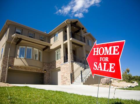 Real Estate Sign「Home For Sale sign」:スマホ壁紙(9)