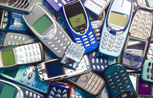 Conformity「Recycling obsolete mobile phones」:スマホ壁紙(13)