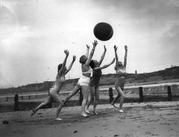 Sports Ball「Blackpool Beach」:写真・画像(15)[壁紙.com]