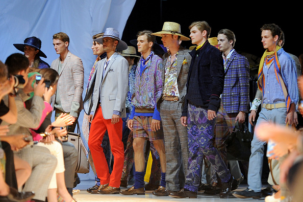Etro「Etro - Milan Fashion Week Menswear Spring/Summer 2012」:写真・画像(11)[壁紙.com]