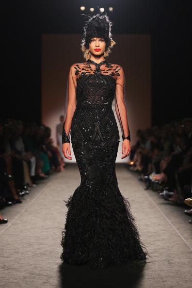 Ernesto S「Curiel Couture - Runway - Altamoda Altaroma」:写真・画像(19)[壁紙.com]