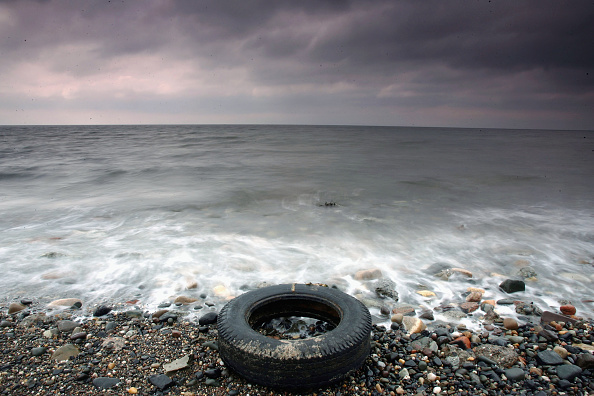 海「Rubbish Litters UK Beaches」:写真・画像(7)[壁紙.com]