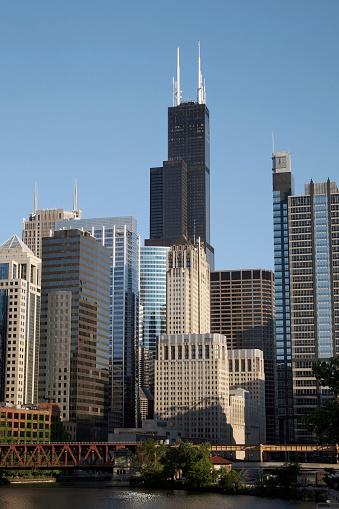 Avenue「Chicago Skyline」:スマホ壁紙(13)