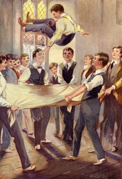 Bedding「Tom Brown' s Schooldays」:写真・画像(2)[壁紙.com]